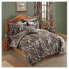 Bass Pro Shops TrueTimber HTC Collection 7-Piece Bedding Set