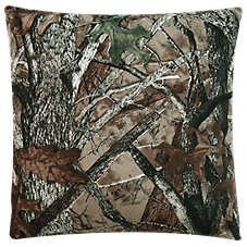 TrueTimber HTC Collection Square Throw Pillow