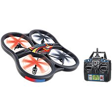 World Tech Toys Panther UFO Remote Control Spy Drone with Video Camera