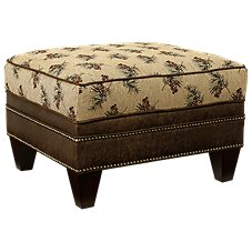 Marshfield Great Pines Collection Ottoman