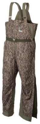 Banded Squaw Creek Insulated Bibs for Men - Mossy Oak Bottomland - M thumbnail