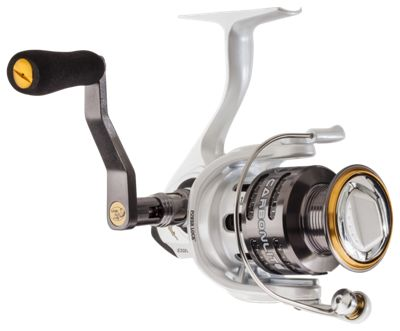 Bass pro shops johnny morris carbonlite spinning reel for Bass pro fishing reels
