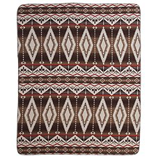 Pecos Trail Throw Blanket