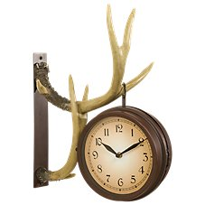 Crestview Collection Deer Park Clock