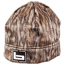 Banded Atchafalaya Soft-Shell Beanie for Men