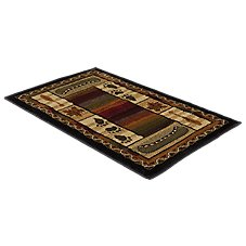 United Weavers Canoe Sunset Area Rug