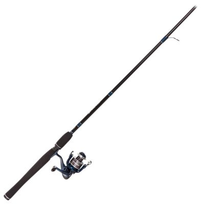 Bass Pro Shops Stampede Front Drag Reel and Rod Spinning Combo – SP1056LF-2
