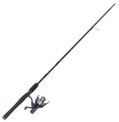 Bass Pro Shops Stampede Rear Drag Reel and Rod Spinning Combo – SP3066MR-2