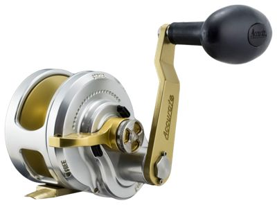 Accurate Fury Single-Speed Conventional Saltwater Reel - FX - 500XNGS