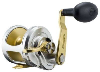 Accurate Fury Single-Speed Conventional Saltwater Reel - FX - 550NLGS