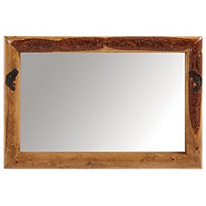 Lodgepole Bedroom Furniture Collection Bass Mirror