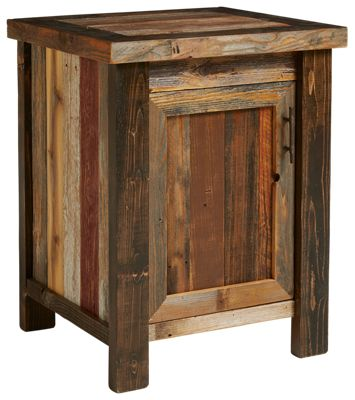 ... Name: U0027Barnwood Bedroom Furniture Collection Conceal Top Nightstandu0027,  Image: U0027https://basspro.scene7.com/is/image/BassPro/2233166_2233165_isu0027, ...