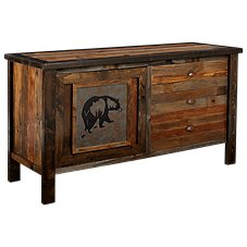 Barnwood Dining Room Collection Buffet