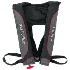 Bass Pro Shops A/M 24 Auto/Manual Inflatable Life Vest