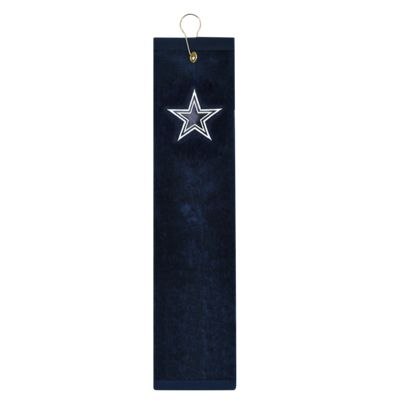 McArthur Sports NFL Embroidered Tri-Fold Golf Towel - Dallas Cowboys