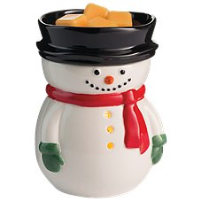 Candle Warmers, Etc. Snowman Illumination Wax Warmer