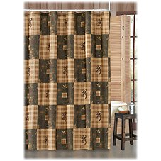Browning Country Collection Shower Curtain