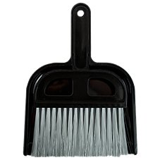 Detailer's Choice Whisk Broom and Dust Pan