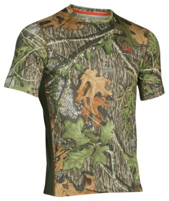 Under Armour UA NuTech Shirt for Men – Mossy Oak Obsession – S