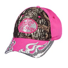Bass Pro Shops Sequin Flame Cap for Ladies