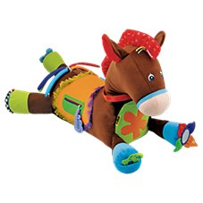 Melissa & Doug Giddy-Up and Play Activity Toy for Babies