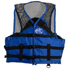 Bass Pro Shops Basic Mesh Fishing Life Vest