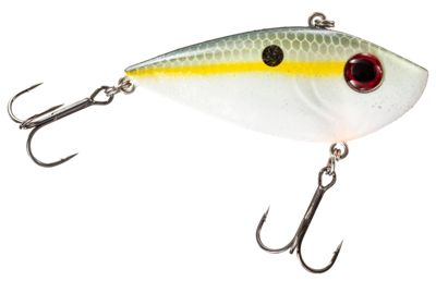 Strike King Red Eye Shad Tungsten 2 Tap Lipless Crankbait 2