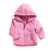 Carhartt Redwood Jacket for Infant or Toddler Girls