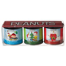 McSteven's Peanuts Hot Chocolate Gift Set