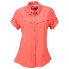 World Wide Sportsman Boca II Nylon Shirt for Ladies