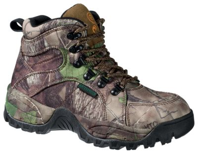 SHE Outdoor Kosoha Hunting Boots for Ladies – TrueTimber HTC Green – 10 M