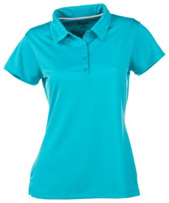 675a2ee58f20 World Wide Sportsman Gulf Shores Polo Shirt for Ladies Scuba Blue 2XL