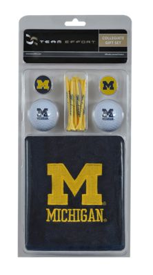 Team Effort Collegiate Gift Sets Michigan