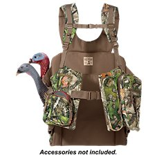 RedHead Bucklick Creek Turkey Lounger Vest for Men
