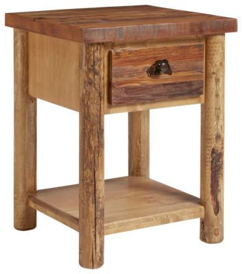 Lodgepole Bedroom Furniture Collection Bass Conceal Top