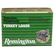 Remington Premier Magnum Turkey Loads Shotshells
