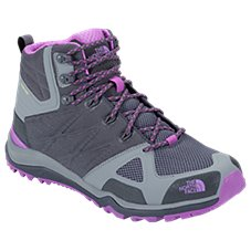 The North Face Ultra Fastpack II Mid GTX Waterproof Hiking Boots for Ladies