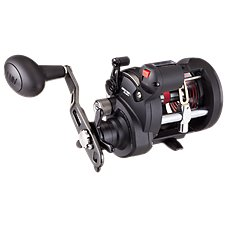 Penn Warfare Line Counter Conventional Saltwater Reel