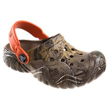 Crocs Swiftwater Realtree Clogs for Toddlers or Kids
