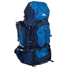 High Sierra Classic 2 Series Long Trail 90 Internal Frame Backpack