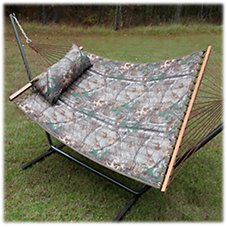 Pawley's Island Hammock with Stand and Pillow