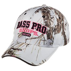 Bass Pro Shops 3D Logo Cap for Ladies