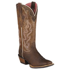 Ariat Crossfire Caliente Western Boots for Ladies