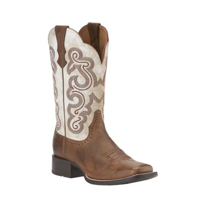 Men/'s Ariat Quickdraw Western Boots New