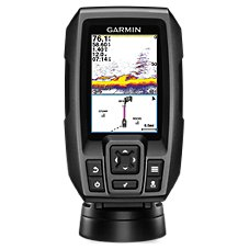 Garmin Striker 4 Sonar Fishfinder and GPS Plotter