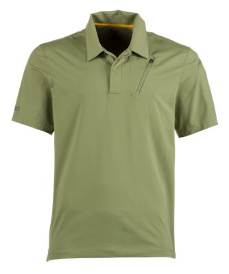 511 Tactical Odyssey Polo Shirt for Men Mosstone M