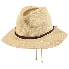 Dorfman Pacific Scala Pronto Toyo Safari Hat for Ladies