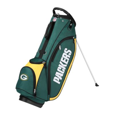 Wilson NFL Team Carry Golf Bag - Green Bay Packers