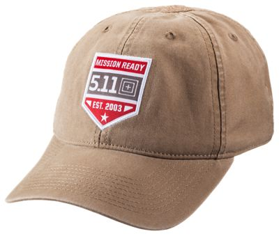 511 Tactical Mission Ready Cap for Men Coyote