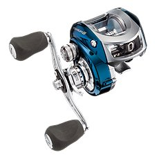 Bass Pro Shops Johnny Morris Titanium 8 Baitcast Reel